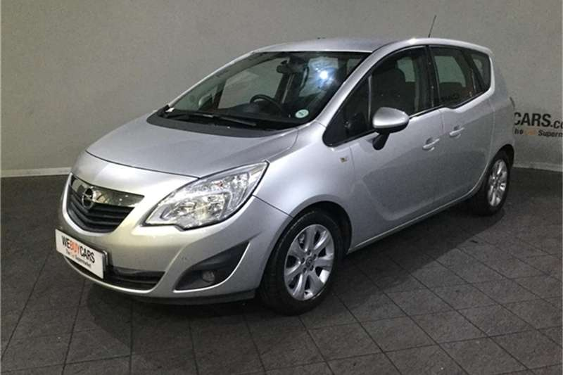 Opel Meriva 1.4 Turbo Enjoy 2012