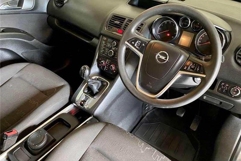 Opel Meriva 1.4 Turbo Enjoy 2012