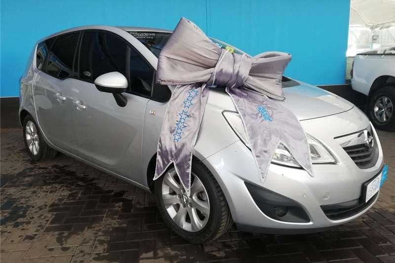 Opel Meriva 1.4 Turbo Enjoy 2013