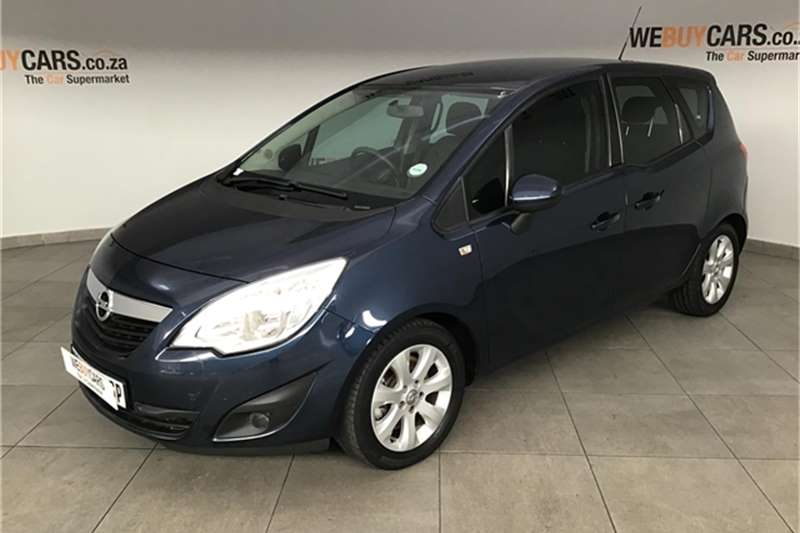 Opel Meriva 1.4 Turbo Enjoy 2013