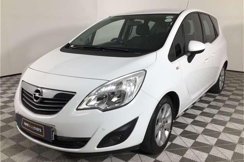 Used 2013 Opel Meriva 1.4 Turbo Enjoy