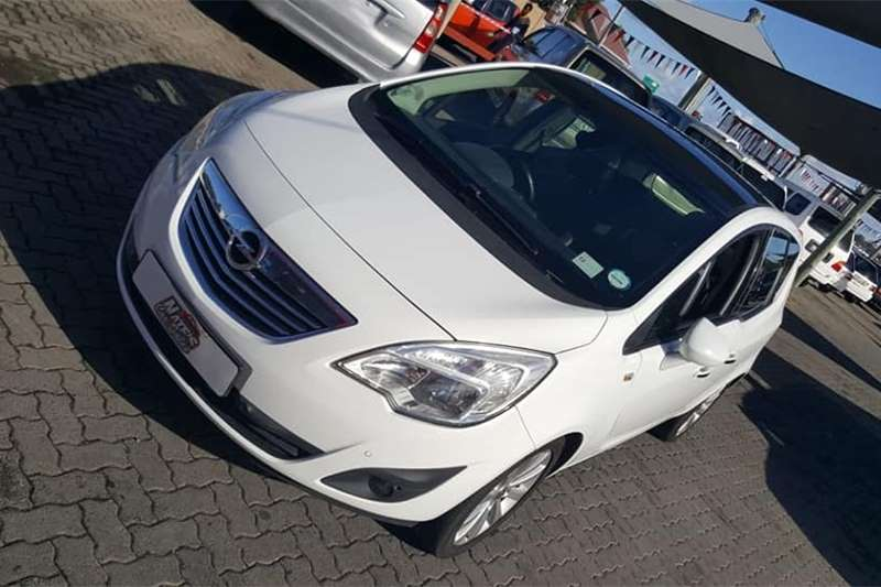 Opel Meriva 1.4 Turbo Enjoy 2014