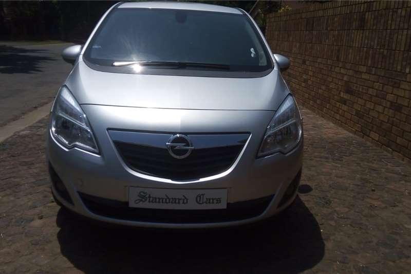Opel Meriva 1.4 Turbo Enjoy 2014