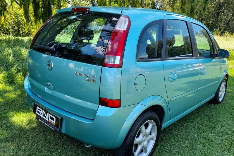 Opel Meriva 1.7CDTi Elegance 2005