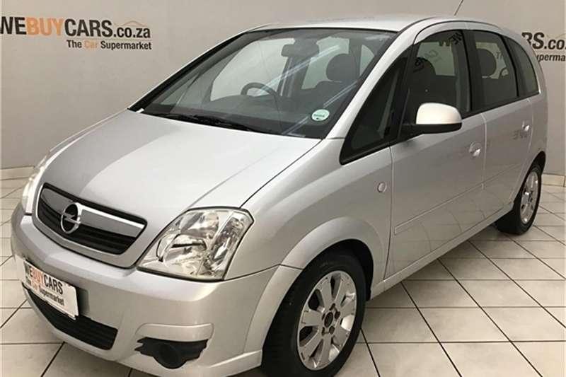 Opel Meriva 1.7CDTi Enjoy 2006
