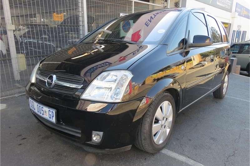 Opel Meriva 1.8 Elegance Easytronic 2005
