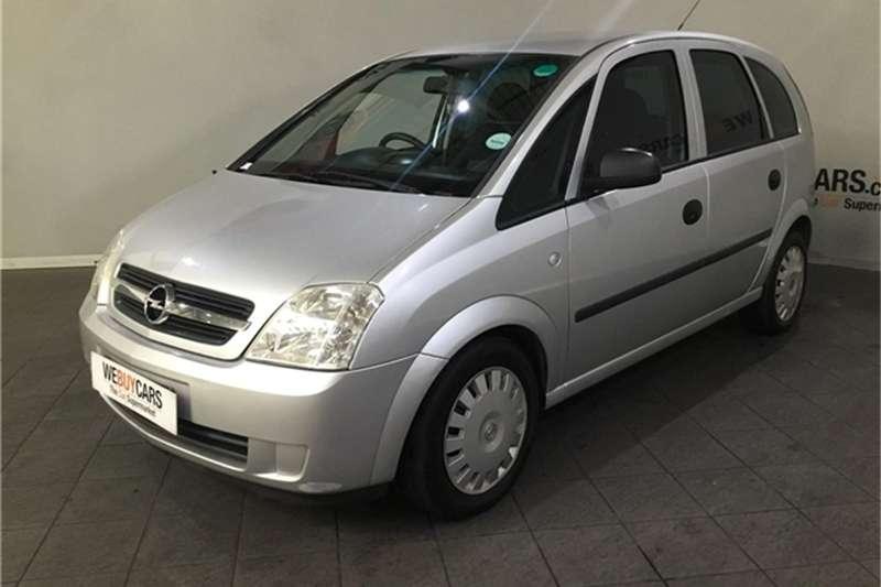 2004 Opel Meriva 1.6 Club