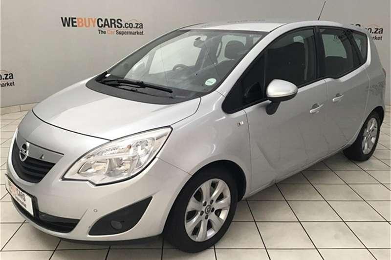2013 Opel Meriva 1.4 Turbo Enjoy