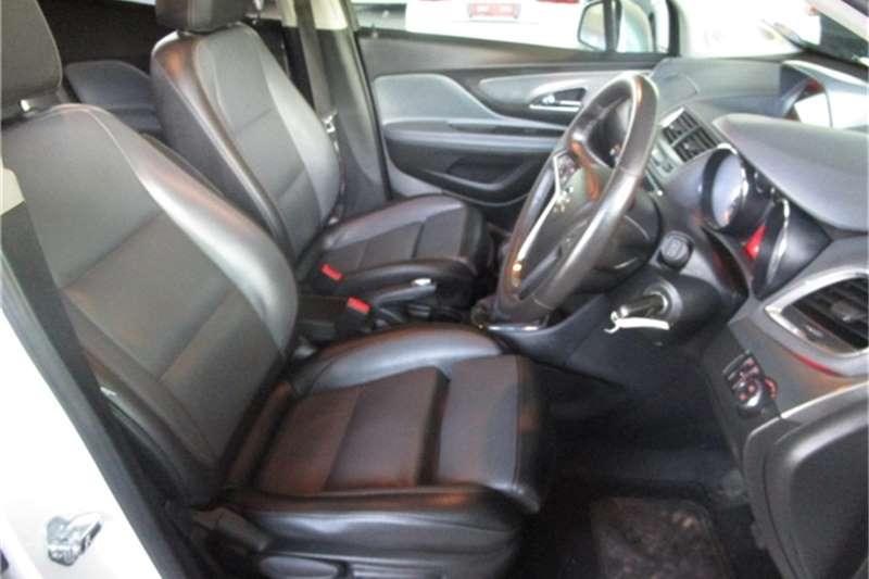 2015 Opel Mokka Mokka 1.4 Turbo Cosmo