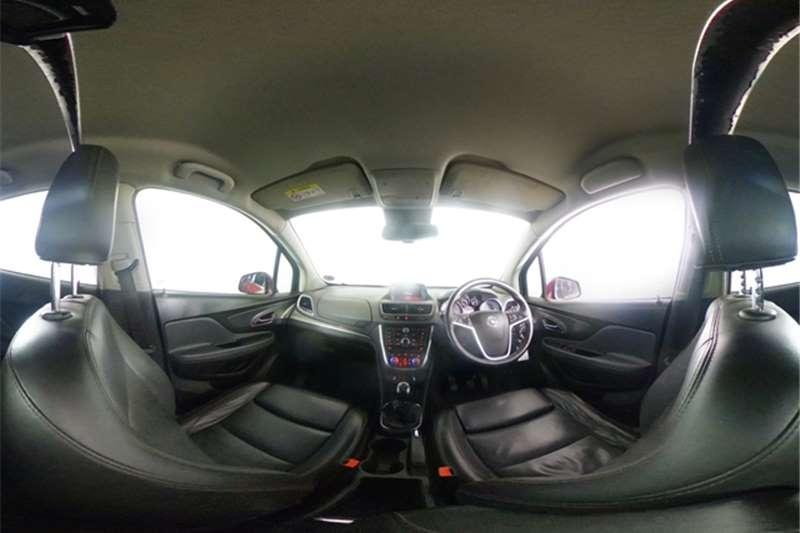 Used 2015 Opel Mokka 1.4 Turbo Cosmo