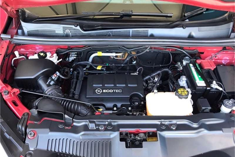 2015 Opel Mokka Mokka 1.4 Turbo Cosmo auto