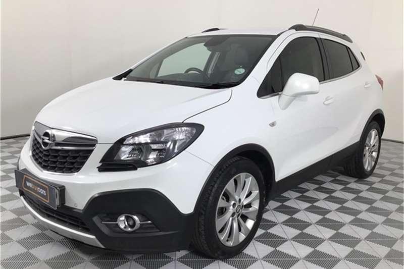 Opel Mokka 1.4 Turbo Cosmo auto 2016