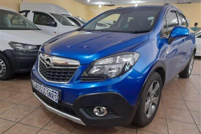 Used 2016 Opel Mokka 1.4 Turbo Cosmo auto