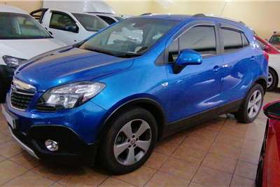 Used 2016 Opel Mokka 1.4 Turbo Cosmo auto