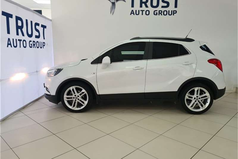 Used 2017 Opel Mokka 1.4 Turbo Cosmo auto