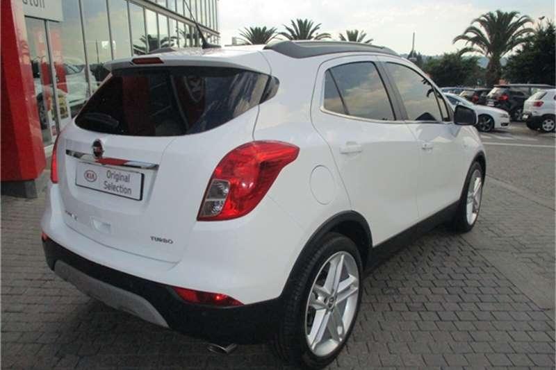 Opel Mokka 1.4 Turbo Cosmo auto 2018