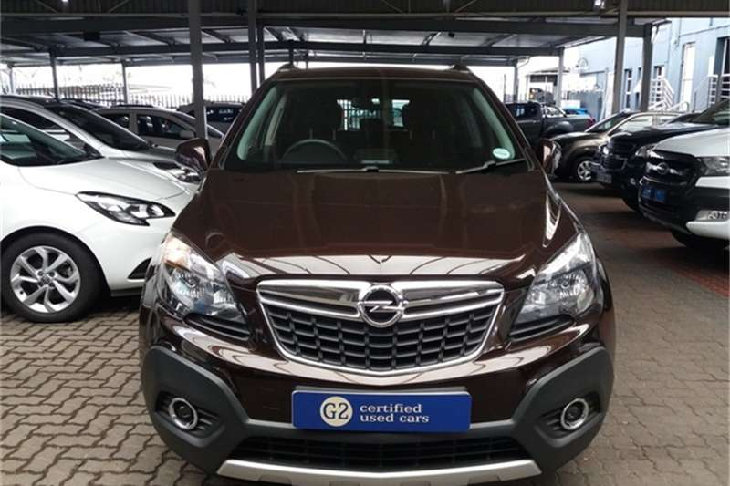 Opel Mokka 1.4 Turbo Enjoy 2015