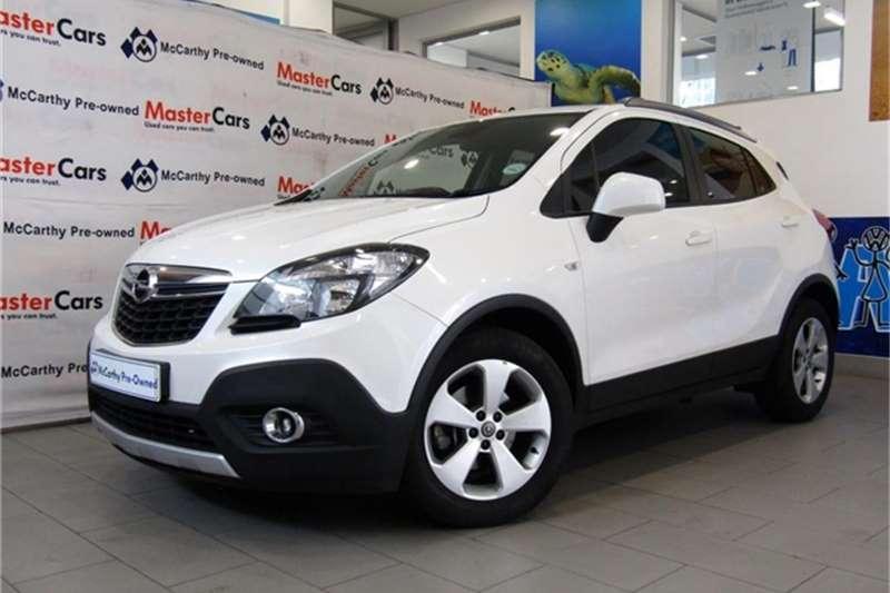 Opel Mokka 1.4 Turbo Enjoy 2015