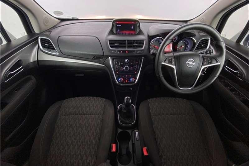 2015 Opel Mokka Mokka 1.4 Turbo Enjoy