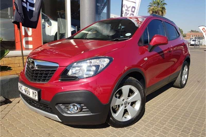 Opel Mokka 1.4 Turbo Enjoy 2016