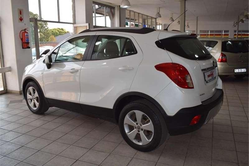 Used 2016 Opel Mokka 1.4 Turbo Enjoy