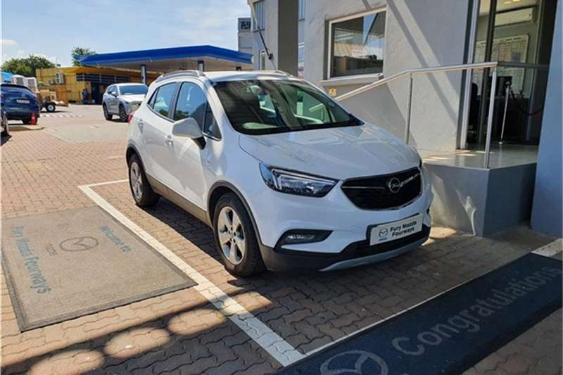 Opel Mokka 1.4 Turbo Enjoy 2017