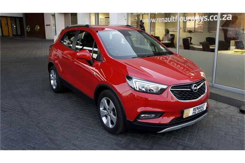 Opel Mokka 1.4 Turbo Enjoy 2018