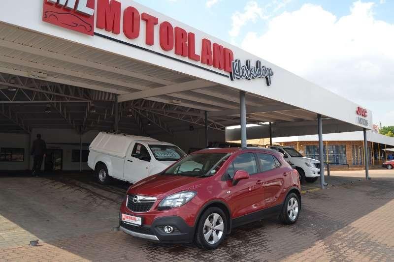 Opel Mokka 1.4 Turbo Enjoy auto 2015
