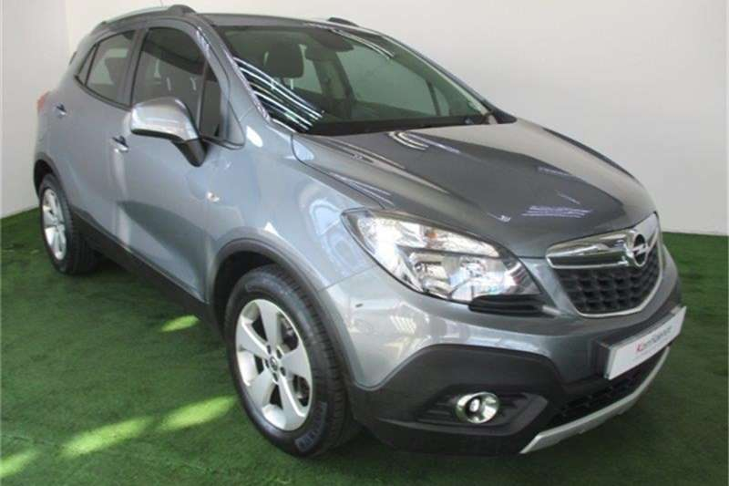 Opel Mokka 1.4 Turbo Enjoy auto 2015