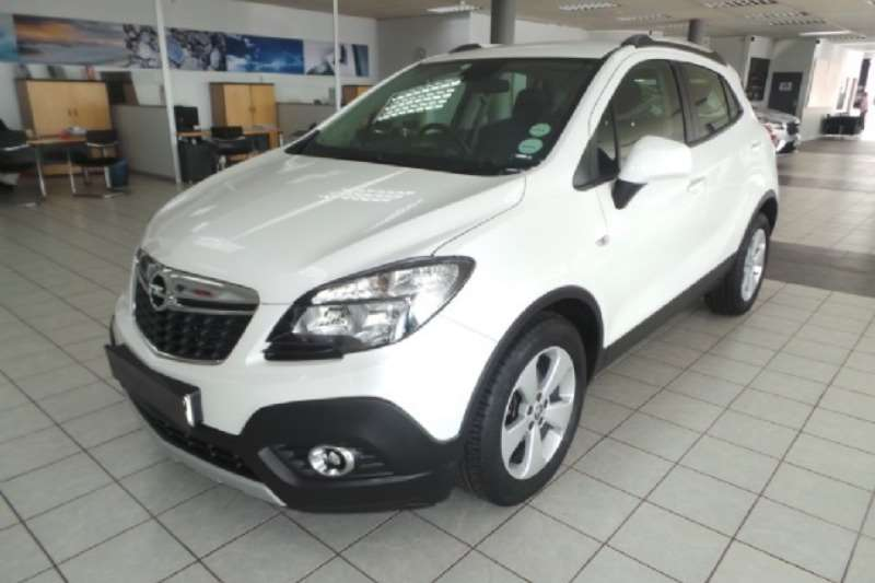 Opel Mokka 1.4 Turbo Enjoy auto 2016