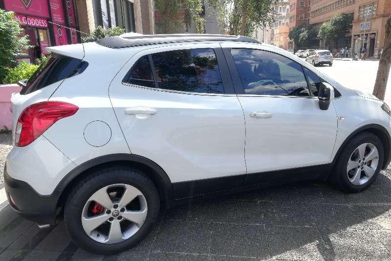 Used 2016 Opel Mokka 1.4 Turbo Enjoy auto