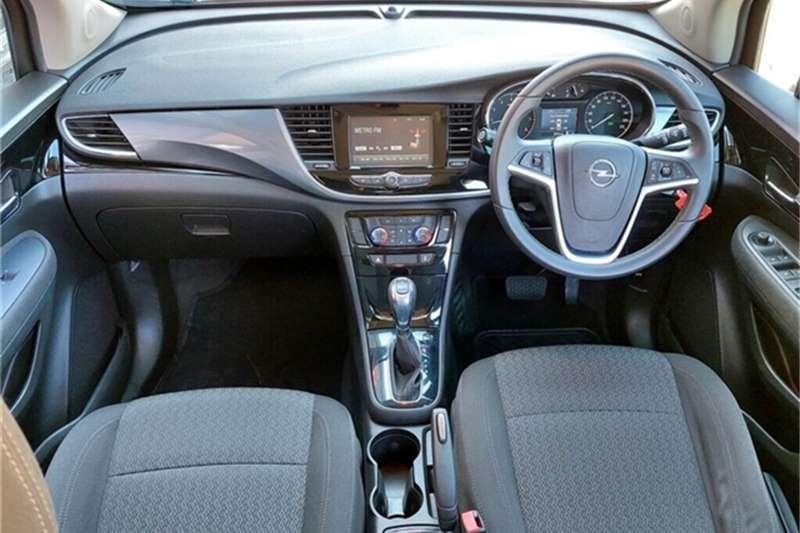 Used 2017 Opel Mokka 1.4 Turbo Enjoy auto