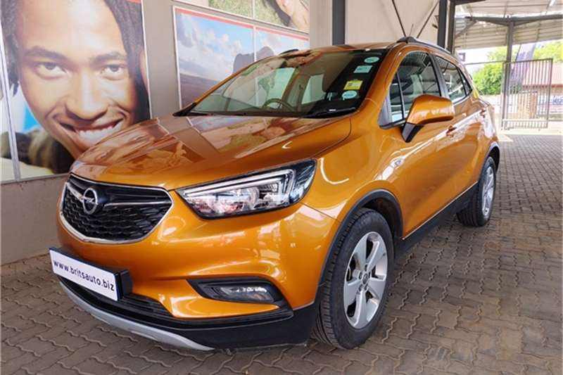 Opel Mokka 1.4 Turbo Enjoy auto 2018