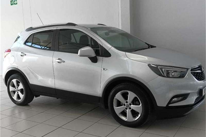 2018 Opel Mokka Mokka 1.4 Turbo Enjoy auto