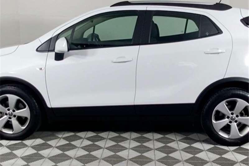 2018 Opel Mokka Mokka 1.4 Turbo Enjoy auto