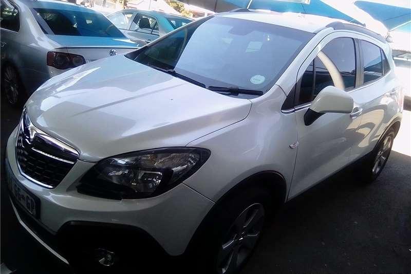 Used 2017 Opel Mokka