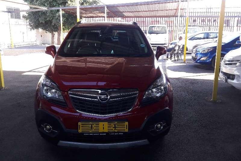 2015 Opel Mokka 1.4