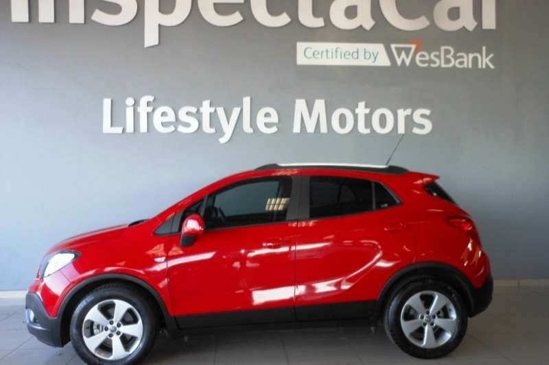 2015 Opel Mokka 1.4 Turbo Enjoy