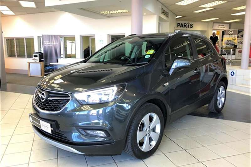 2017 Opel Mokka 1.4 Turbo Enjoy auto