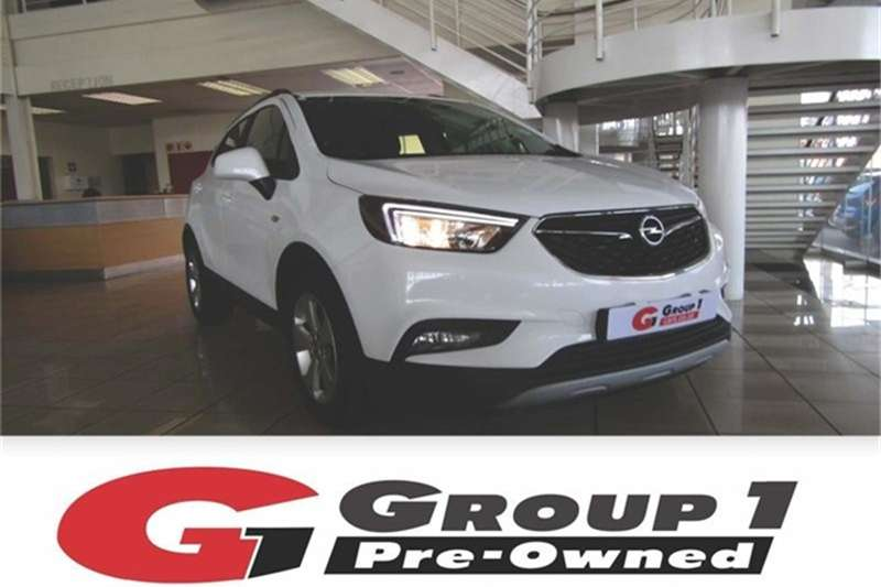2018 Opel Mokka 1.4 Turbo Enjoy auto