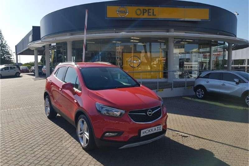 2019 Opel Mokka 1.4 Turbo Cosmo auto