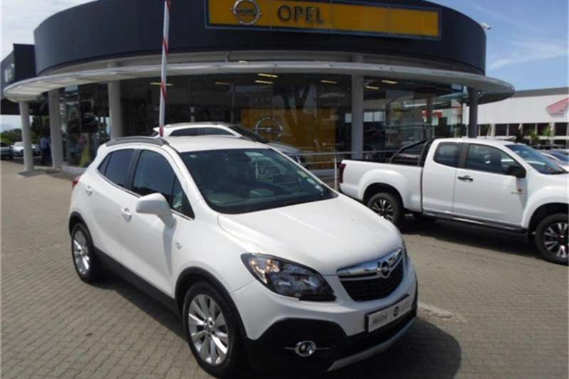 2016 Opel Mokka 1.4 Turbo Cosmo