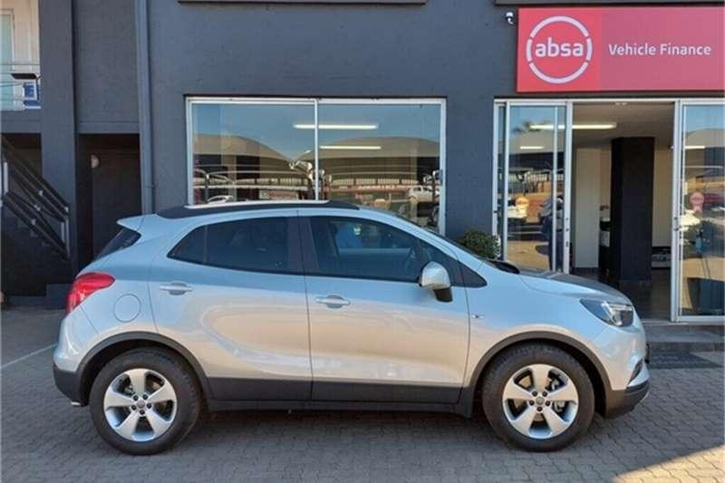 2017 Opel Mokka