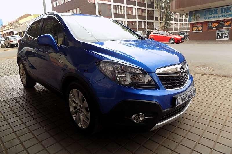 Opel Mokka X 1.4 Turbo Cosmo auto 2016