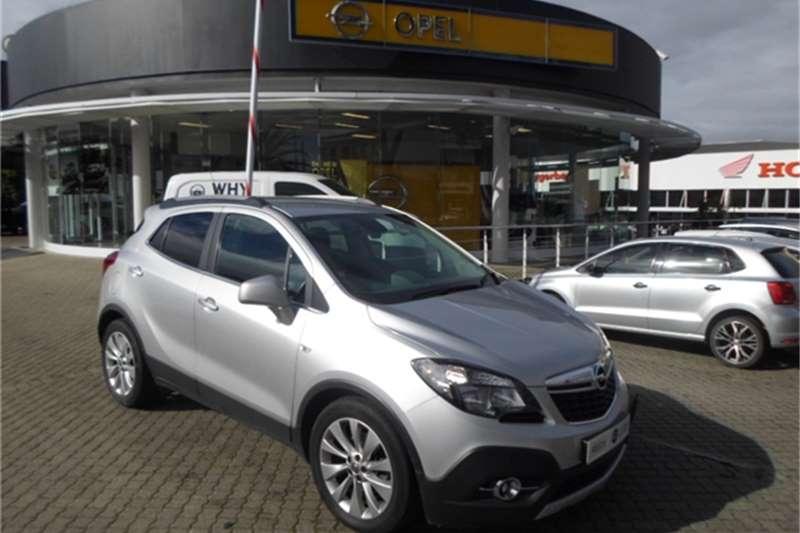 2015 Opel Mokka X