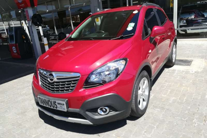 Opel Mokka X 1.4 Turbo Enjoy 2015