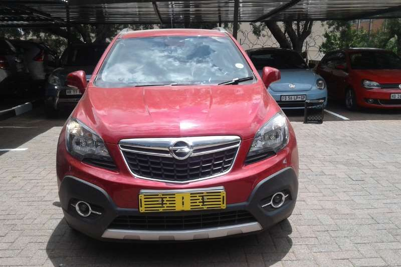 Opel Mokka X 1.4 Turbo Enjoy auto 2017
