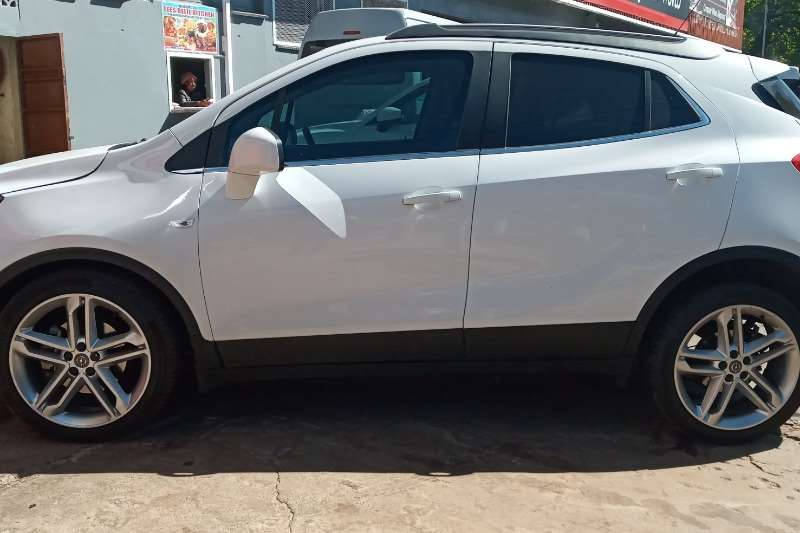 Used 2017 Opel Mokka X 1.4 Turbo Enjoy auto