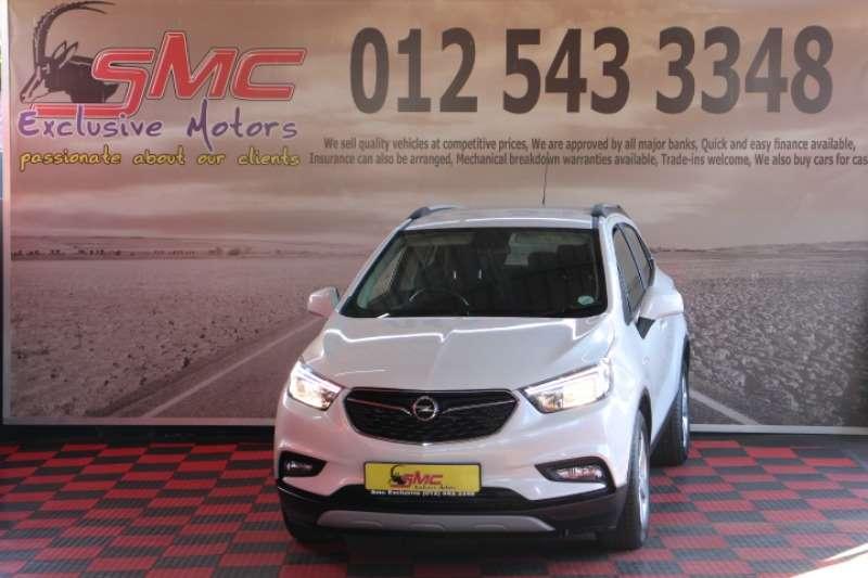 2017 Opel Mokka X 1.4 Turbo Enjoy auto