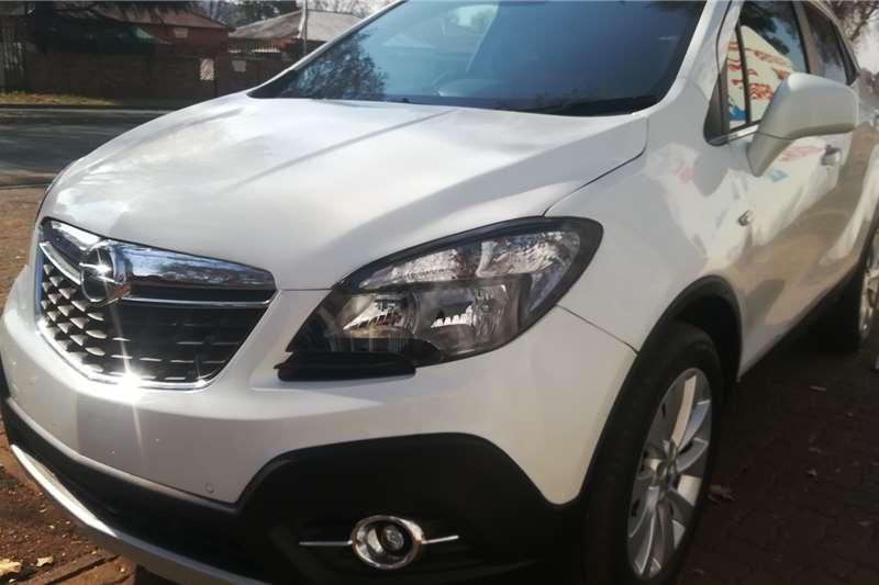 Opel Mokka X MOKKA 1.4T COSMO 2016